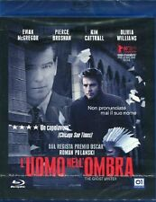 L'UOMO NELL'OMBRA  - THE GHOST WRITER  - BLU-RAY