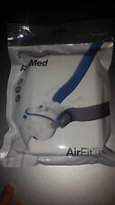 """Resmed Airfit P10 nasal pillow """"Free shipping"""" CPAP mask new and sealed complete"""