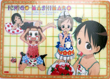 Ichigo Mashimaro Group Plastic Desk Mat Anime NEW