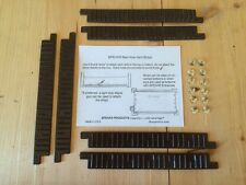 Bee Hive Vent Strips, 2 sets Made in U.S.A.
