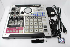 **Exc-**  Roland sp-555 Dr. Sample Phrase Sampler w/1GB Card, Power supply#676