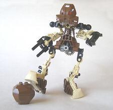 Lego 8531 Bionicle Mata Nui Toa Pohatu complet de 2001