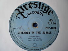 "THE CADETS-STRANDED IN THE JUNGLE/I WANT YOU ""ULTRA RARE OZ PRESTIGE"" 45 RPM"