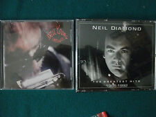 LOT OF 3 Neil Young CD's I SINGLE+1 DOUBLE ALBUM EXCELLENT