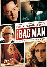 The Bag Man John Cusack Robert De Niro Rebecca Da Costa (DVD, 2014) WS