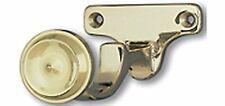 1 x John Lewis Polished Brass 30mm Curtain Pole Centre Bracket