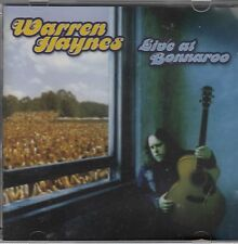 "Warren Haynes ""Gov`t Mule, Allman Brothers Band"" - Live At Bonarroo, CD neu"