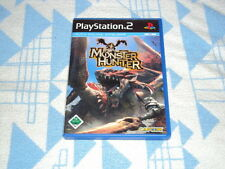 Monster Hunter (Sony PlayStation 2, 2005,)