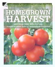 Homegrown Harvest : A Season-by-Season Guide to a Sustainable Kitchen Garden...