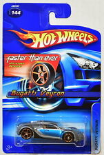 HOT WHEELS 2006 FTE BUGATTI  VEYRON #144