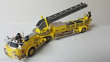 1:50 Diecast CORGI LaFrance Jersey City Aerial Ladder Truck 97398