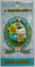 SCOUTS OF JAPAN NIPPON - DEAR DANIEL GOOD TURN DAILY BP SCOUT Mobile Phone Strap