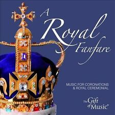 Royal Fanfare-Music for Cononations & Royal Ceremo, New Music