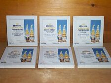 "CORONA EXTRA ""PICTURE FRAME"" BEER BAR COASTERS NEW"