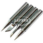 4pc Solder Iron Tip Kit for Temperature Adjust Soldering Electric Welding 907