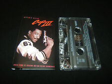 BEVERLY HILLS COP III AUSTRALIAN CASSETTE TAPE VARIOUS SOUNDTRACK INXS EAZY-E