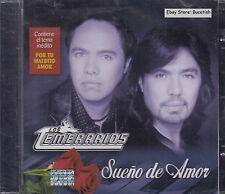 Los Temerarios Sueño de Amor CD Nuevo Sealed
