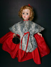 "Madame Alexander 1953 Glamour Girls 18"" Godey Lady Doll Near Mint"