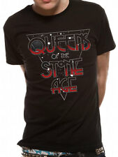 Queens Of The Stone Age T-Shirt Space Logo M