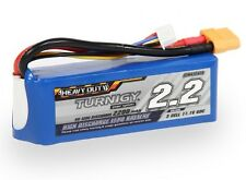 Turnigy Heavy Duty 3S 60C~120C 2200mah Lipo Battery XT60