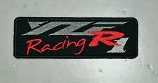 YZF R1 RACING IRON ON PATCH Aufnäher Parche brodé patche toppa YZFR1 1000R SPORT