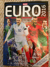 THE SUN 63 PAGE FRANCE EURO 2016 GUIDE TO THE FINALS - BRAND NEW