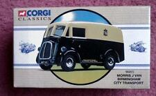 CORGI Factory error Morris J Van Birmingham City transport Manager genitals