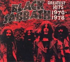 Black Sabbath - Greatest Hits 1970-1978 CD - 2006 - 16 Tracks - Rrw