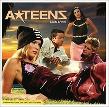 "A*Teens ""Teen Spirit"" CD  NEU RAR"