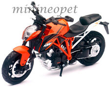 NEW RAY 57653 KTM 1290 SUPER DUKE R BIKE MOTORCYCLE 1/12 ORANGE