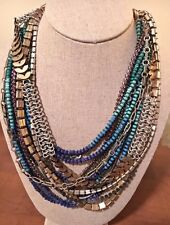 Authentic Stella & Dot Utopia Statement Necklace
