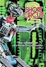 Short Circuit 2 (DVD, 2001 with Slip Cover)  * Brand New * Free Shipping *