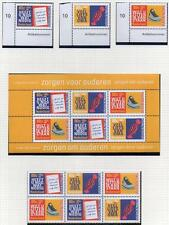 NETHERLANDS MNH 1998 Charity Stamps