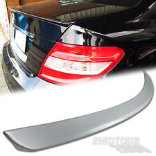 PAINTED MERCEDES BENZ W204 4D C-CLASS TRUNK SPOILER A TYPE C63 C300 C250 #792