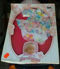 IL MONDO ROSA DI SBRODOLINA - Gig - Famosa Spain 1988 Vestito Figure Barbie Doll