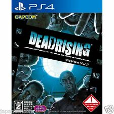 Dead Rising SONY PS4 PLAYSTATION JAPANESE NEW JAPANZON