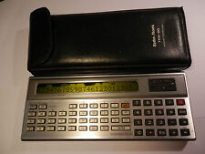 Rare TRS-80 Pocket Computer PC-1 OR KNOW AS The Sharp PC-1211  Handheld Computer