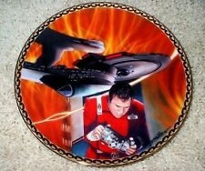 ULTRA LOW # 0029A STAR TREK GENERATIONS ACT OF COURAGE PLATE - NO COA
