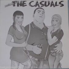 CASUALS – NOTHING BUT..... LP punk Oi! peggior amico klaxon