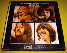 CHINA,TAIWAN:THE BEATLES - Golden Albums BOXSET,LP,Record,Vinyl,RARE,9 Vinyl LPS