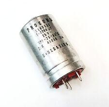 Condensatore Elettrolitico Corazzato 2200uF 25V 85°C Procond