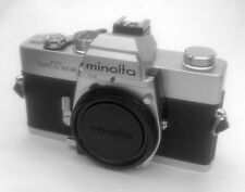 Beautiful Minolta SRT-202 Camera Body, EX++  SRT202  with Warranty