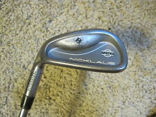 *  Nicklaus VCG Cryogenic Supersteel 3 Iron Steel Shaft R Nicklaus Grip LEFT
