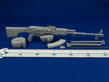 1:6 SCALE CUSTOM (RPK) MODERN RUSSIAN WEAPON RESIN KIT