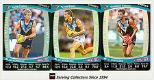 2011 AFL Teamcoach Trading Cards Prize Card Team Set Port Adelaide (3)