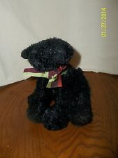 Bath & Body Works Smoky Black Dog Plush