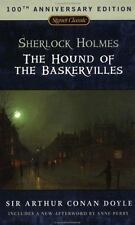 The Hound of the Baskervilles (Signet Classics)-ExLibrary