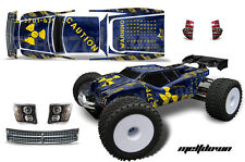 AMR JConcepts Punisher RC8T Illuzion RC Graphic Decal Kit Associated Body MLTDWN
