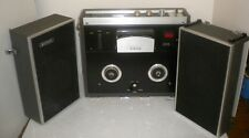 Sony TC-230 Portable Stereo Reel to Reel Tape Recorder ~ Fix ~ Vintage