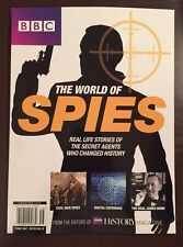 World Of Spies-Real Life Stories Of Secret Agents by BBC History Magazine UNREAD